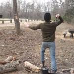 Hatchet Throw